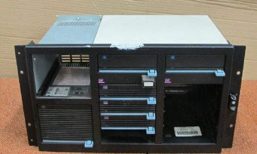 HP A33121 High Availability Disk Enclosure + 3 x 9.1GB SCSI Drives - C3595-60072